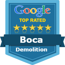 best demolition company boca raton