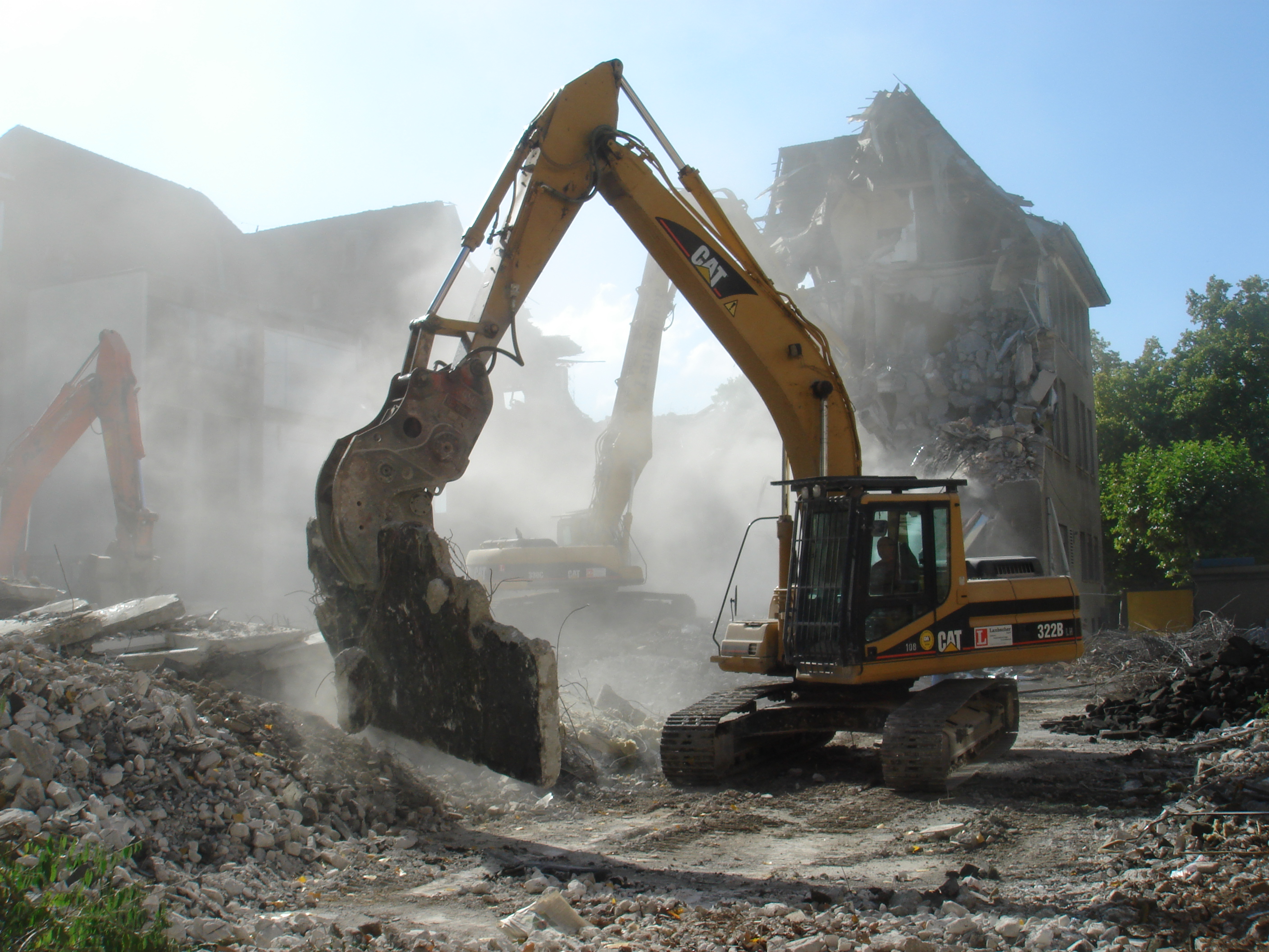 demolition experts boca raton fl