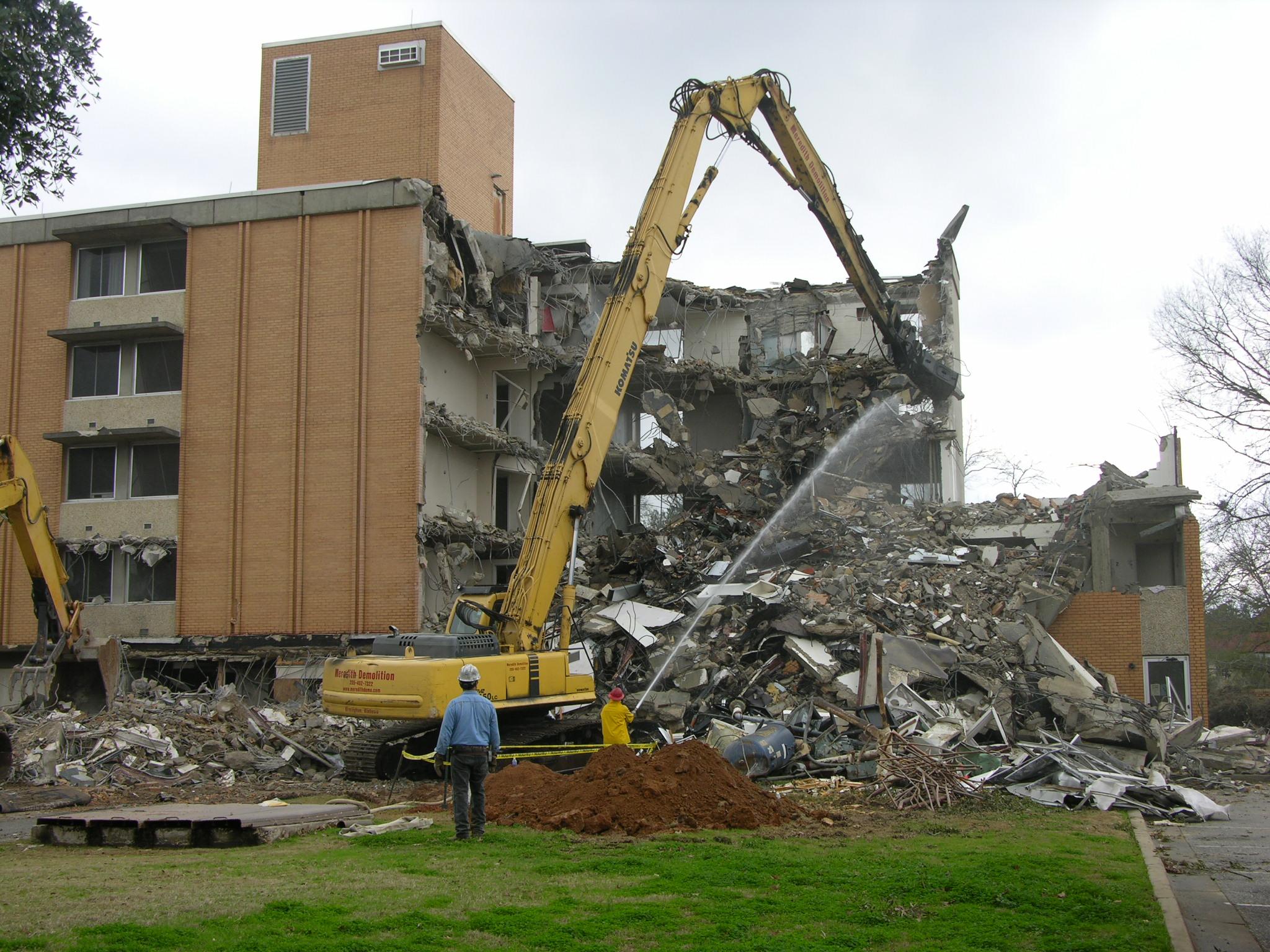 demolition company boca raton